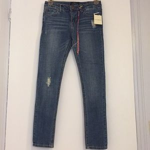 Lucky Brand girls size 10 jeans